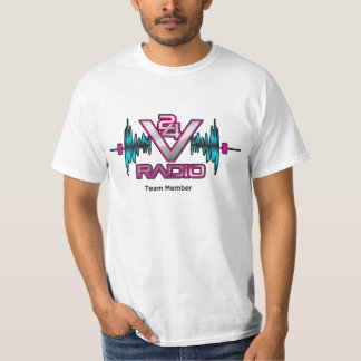 V24 Radio Team Member shirt