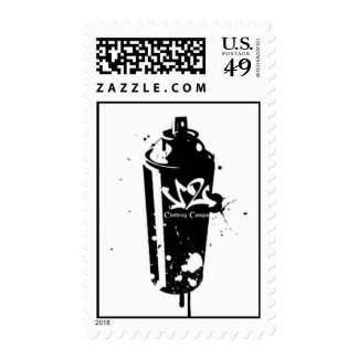 V2 Spray Can Stamps