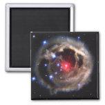V838 Monocerotis 2 Inch Square Magnet