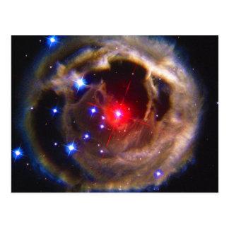 V838 Monocerotis Hubble Space Telescope Postcard