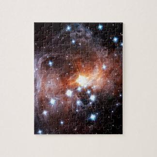 V838 Monocerotis Jigsaw Puzzle