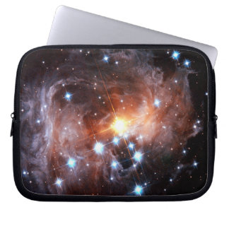 V838 Monocerotis Red Supergiant Star Hubble Photo Laptop Sleeve