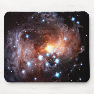 V838 Monocerotis Red Supergiant Star Hubble Photo Mouse Pad