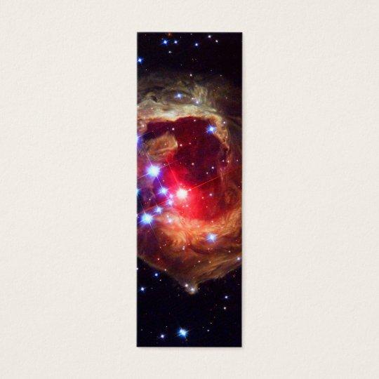V838 Monocerotis Star (Hubble Telescope) Mini Business Card