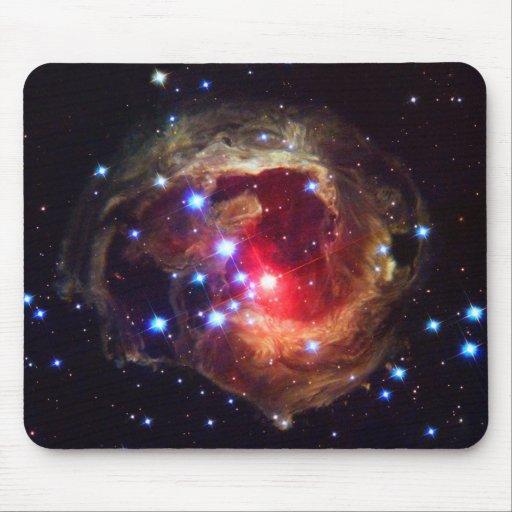 V838 Monocerotis Star (Hubble Telescope) Mouse Pad
