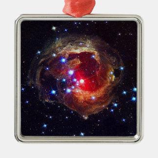 V838 Monocerotis star NASA Metal Ornament