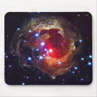 V838 Monocerotis star NASA Mouse Pad