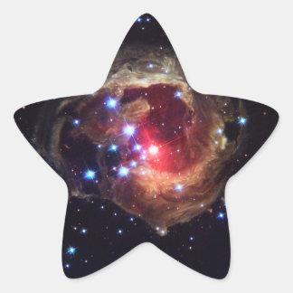 V838 Monocerotis V838 Mon Red Variable Star Star Sticker