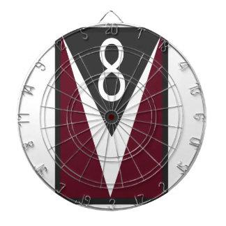 V8 Motors Dart Board
