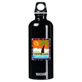 V93FM.com The Sandwich Islands Network Waterbottle Water Bottle
