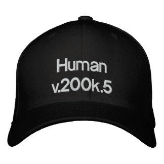 V.200k.5 humano gorro bordado