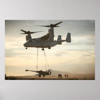 V-22 Osprey Póster