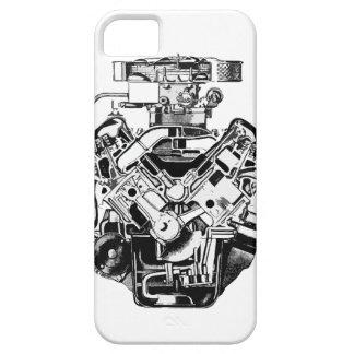 V-8 Engine iPhone Case