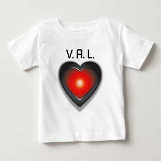 V.A.L. 9000 Love Machine Baby T-Shirt