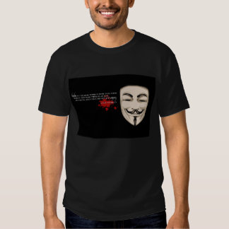 V and Mr.Creedy T-Shirt