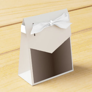 V Brown marrón claro y oscuro de la pendiente Paquetes De Regalo
