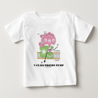 V-Class Proton Pump (Cellular Membrane) Baby T-Shirt