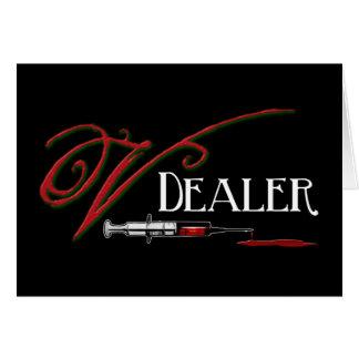 V Dealer - Vampire Blood Card