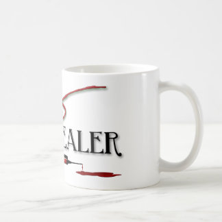 V Dealer - Vampire Blood Coffee Mug