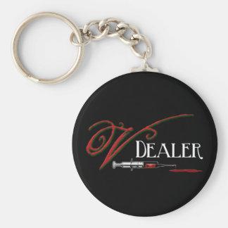 V Dealer - Vampire Blood Keychain
