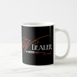 V Dealer - Vampire Blood Coffee Mugs