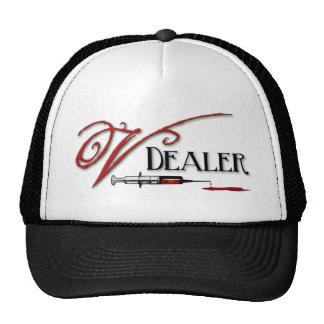 V Dealer - Vampire Blood Trucker Hat