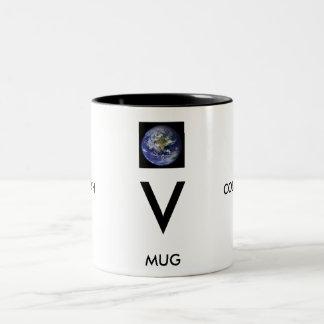 V, EARTH, COLLECTIONS, MUG