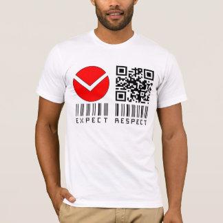 V Expect Respect T-Shirt
