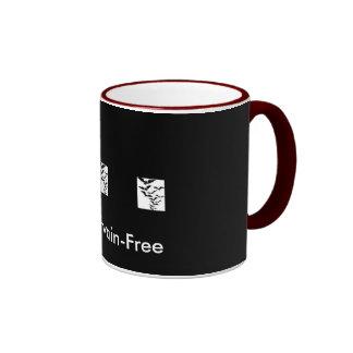 V Free Mug Wrap-Image Template