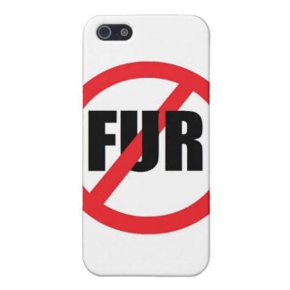 V-fur Cover For iPhone 5/5S