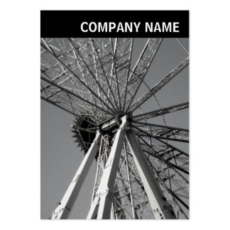 V Header - Photo - Reinvention of the Wheel Large Business Card