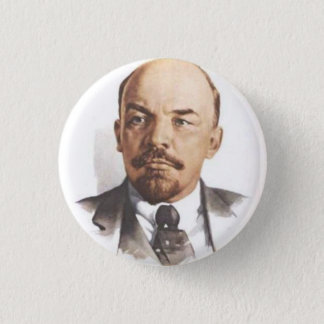 V.I. Lenin Button