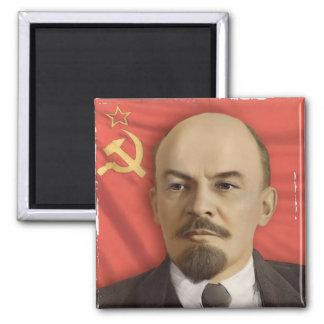 V.I. Lenin Square Magnet