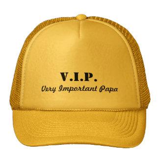 V.I.P. Papá muy importante Gorra