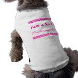V.I.P. perro Camisetas De Perro