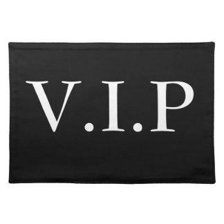 V.I.P Placemat