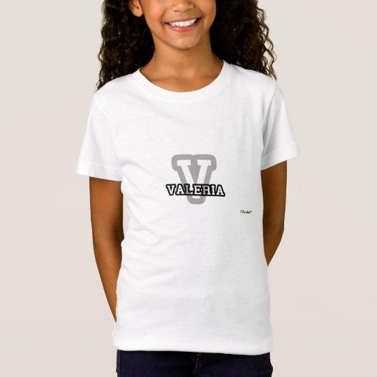 V is for Valeria T-Shirt
