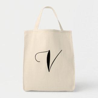 V is for Vegan Tote