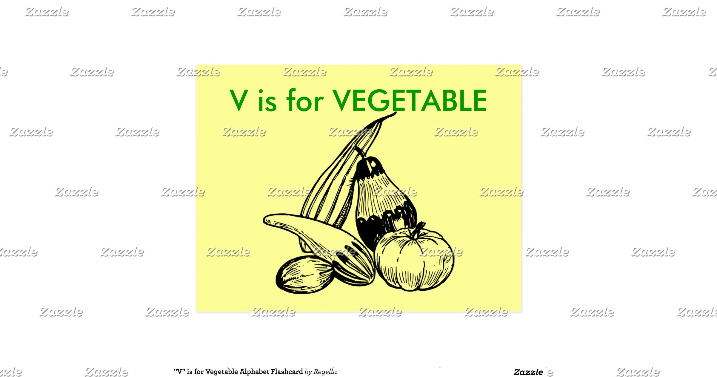 V Is For Vegetables v_is_for_vegeta...