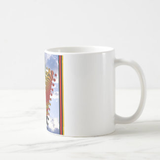 """V"" is for victual Coffee Mug"