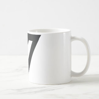 V is for Voluntary: Voluntarism Classic White Coffee Mug