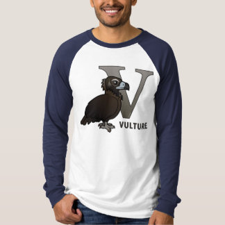 V is for Vulture T-Shirt