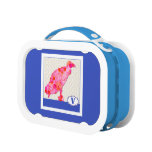 V is for Vulture Yubo Lunch Boxes