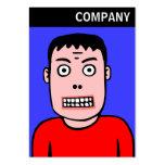V jefe - arcada/alameda tarjetas de negocios