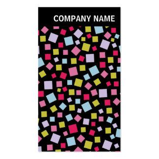 V jefe - foto - colores de conexión en cascada - n plantilla de tarjeta de negocio