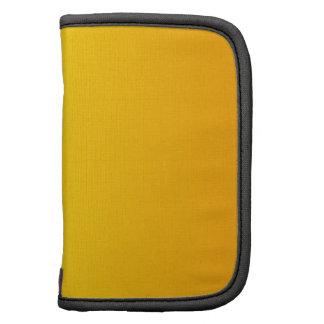V Linear Gradient - Yellow to Orange Folio Planners