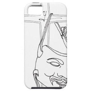 v máscara final pdf iPhone 5 Case-Mate coberturas
