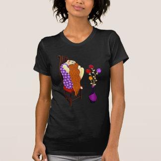 V Neck Tak-Shirt T-shirt