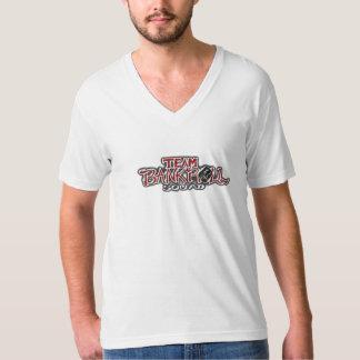 V Neck TBRS T-Shirt