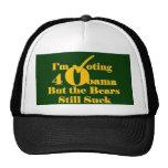 V para Obama - gorra